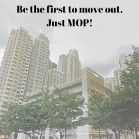 Be the first to move out. Just MOP!