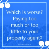 Which is worse- Paying too much or too little-