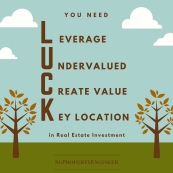 you need luck in real estate investment (1)