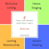 4 Things Your Property Agent Really Wants From You