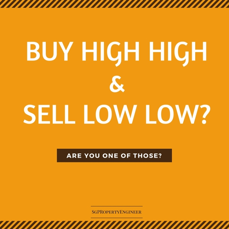 buy high high sell low low