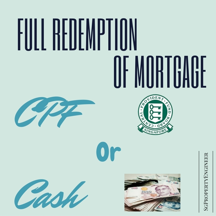 full redemption cpf or cash