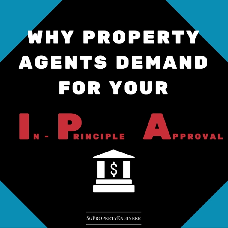 Why Property Agents demand for your IPA