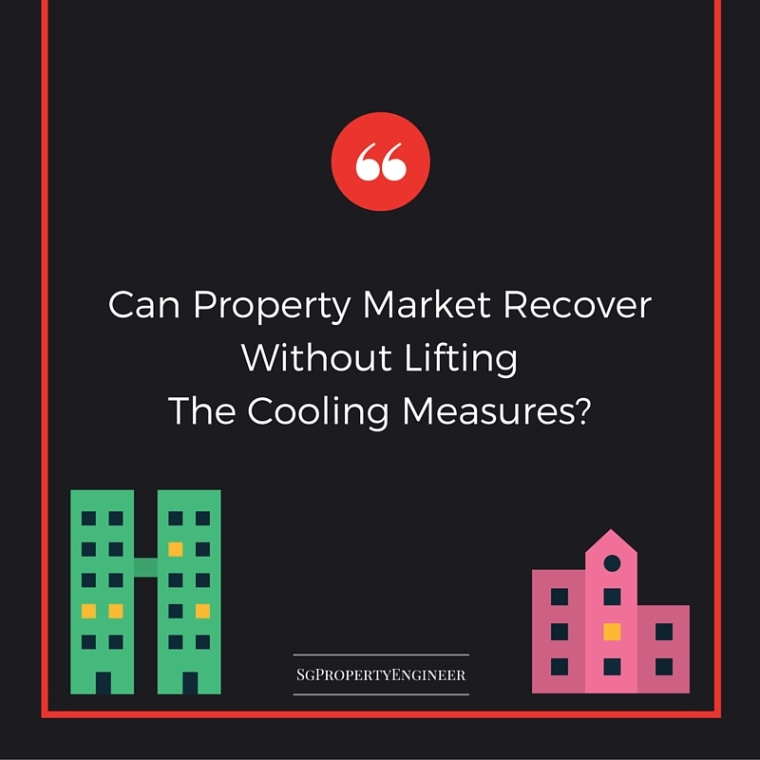 Can Property Market Recover Without Lifting The Cooling Measures-