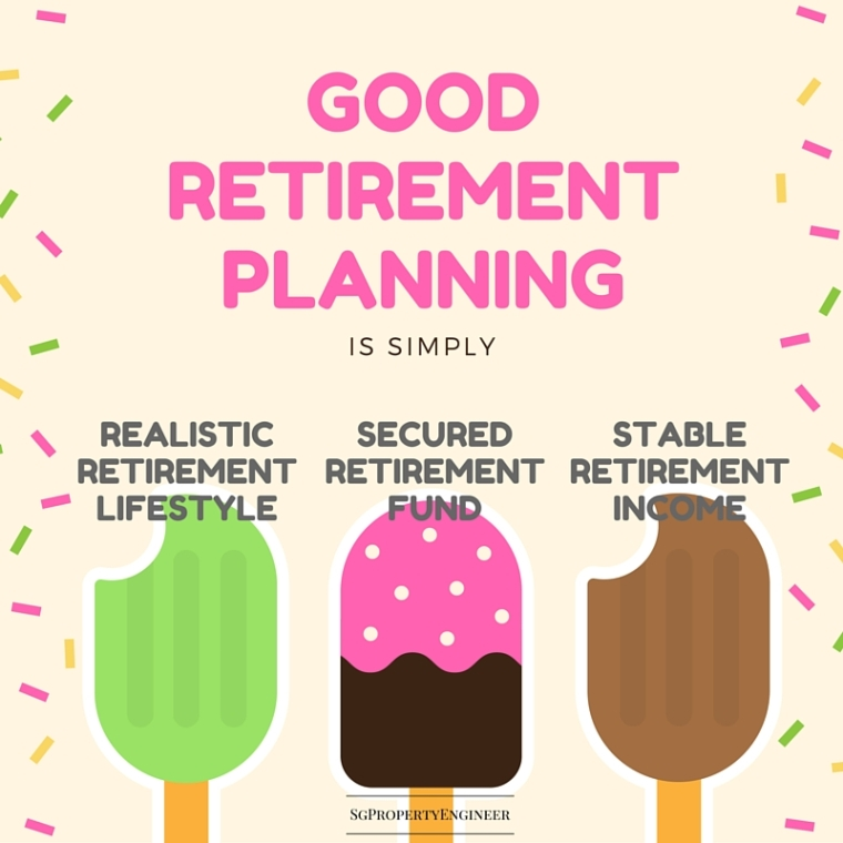 good retirement planning is simply